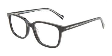 Black Lucky Kid D819 Eyeglasses - Teenager
