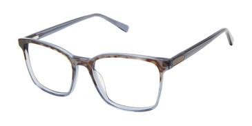 Tortoise/Slate Buffalo BM010 Eyeglasses.