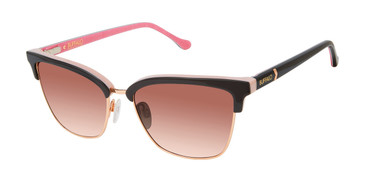 Black/Blush Buffalo BWS001 Sunglasses.