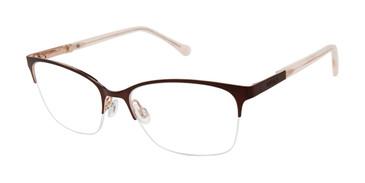 Brown Buffalo BW506 Eyeglasses.
