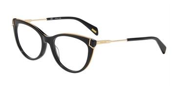 Black(0700) Police VPLA89 Eyeglasses
