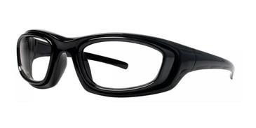 Black Crystal Wolverine W033 Safety Eyeglasses