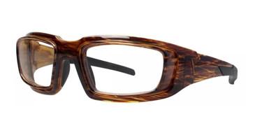 Tortoise Wolverine W034 Safety Eyeglasses