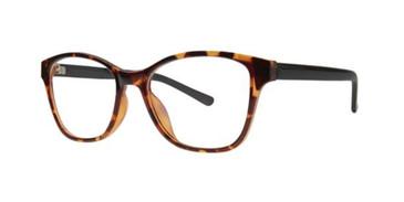 Tortoise Gallery Shelbi Eyeglasses.
