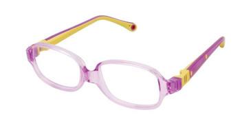 Pink Lemon W-Pink Strap Life Italia NI-133 Eyeglasses.