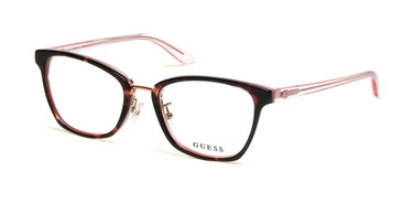 Pink/Other Guess GU2737-D Eyeglasses.