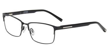 Black Jones New York VJOM369 Eyeglasses.