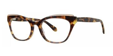 Tortoise Zac Posen Denee Eyeglasses