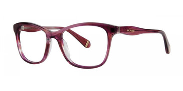 Magenta Zac Posen Deeda Eyeglasses