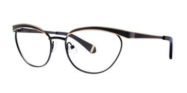 Black Zac Posen Moyra Eyeglasses