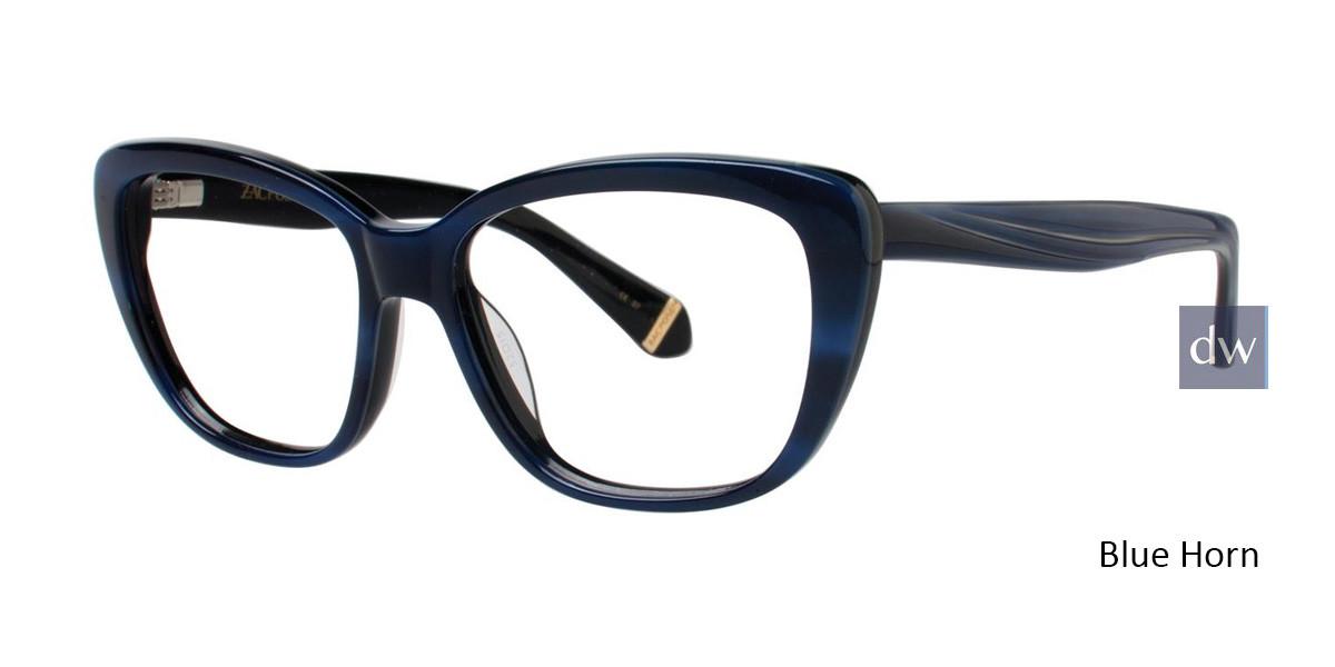 Blue Horn Zac Posen Loretta Eyeglasses