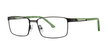 Black Timex TMX RX Man Up Eyeglasses