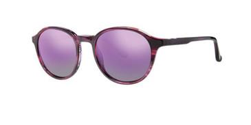 Purple Kensie Accentuate Sunglasses.