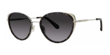 Black Feather Zac Posen Fran Sunglasses