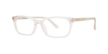 Crystal Pink Kensie Girls RX Chameleon Eyeglasses - Teenager