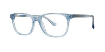 Crystal Blue Kensie Girls RX Twinkle Eyeglasses - Teenager