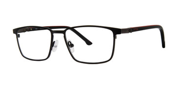 Black Timex TMX RX Points Eyeglasses