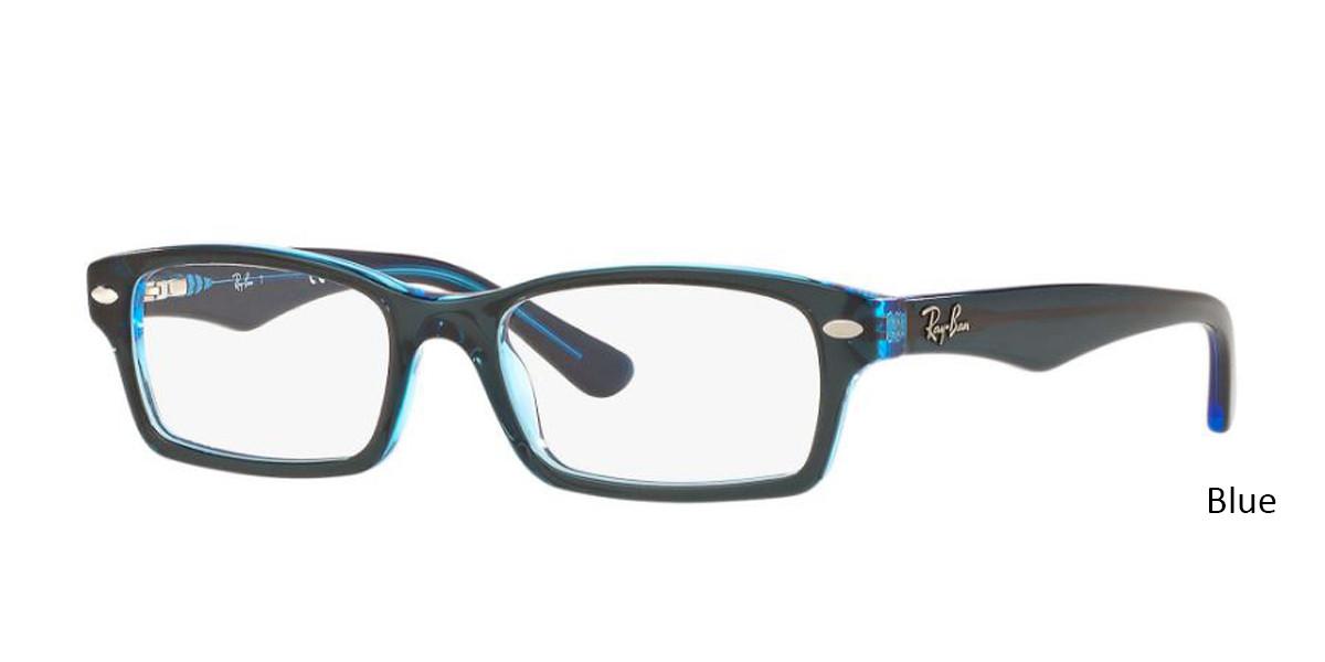 Blue 3667 RayBan RB1530 Eyeglasses