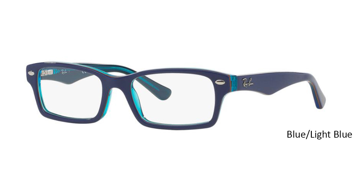Blue/Light Blue 3587 RayBan RB1530 Eyeglasses