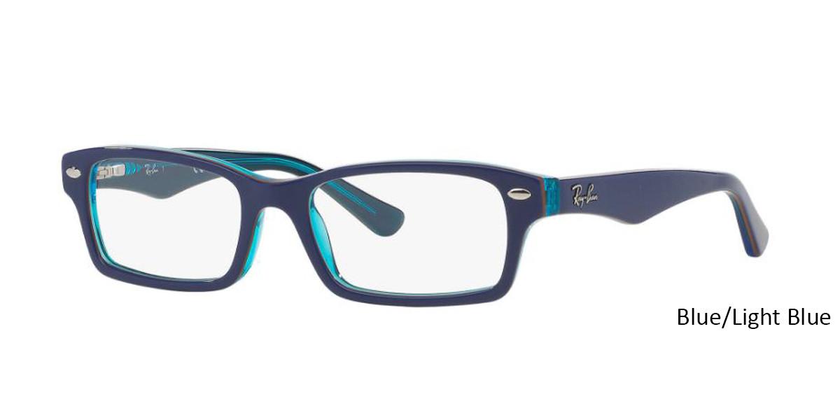 Blue/Light Blue 3587 RayBan RB1530 Eyeglasses
