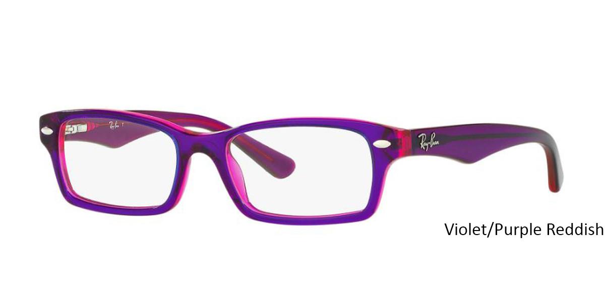 Violet/Purple-Reddis RayBan RB1530 Eyeglasses