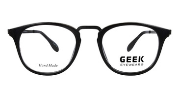 Black GEEK STARSHIP Eyeglasses - Teenager.