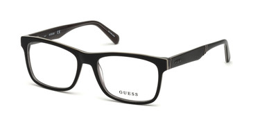 Matte Black Guess GU1943-F Eyeglasses