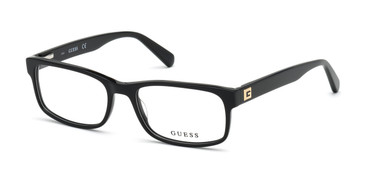 Shiny Black Guess GU1993-F Eyeglasses