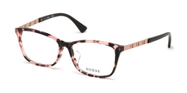 Pink /other Guess GU2773-D Eyeglasses