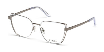White/other Guess GU2793 Eyeglasses