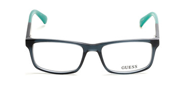 Matte Dark Green Guess GU1878 Eyeglasses