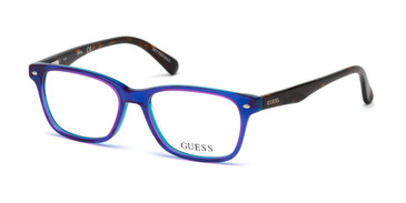 Violet/other Guess GU9172 Eyeglasses - Teenager