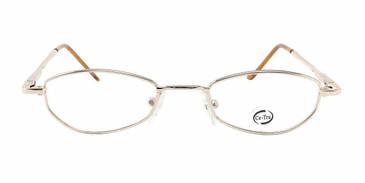 Gold CE-TRU 1404 Eyeglasses