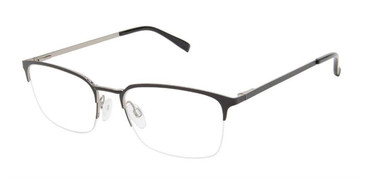 Black Gunmetal Superflex SF-577 Eyeglasses.