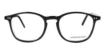 Black Limited Edition Augusta Eyeglasses - Teenager
