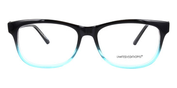 Black/Blue Limited Edition Bayside Eyeglasses