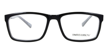 Black/Grey Limited Edition Carson Eyeglasses