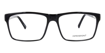 Black Limited Edition Frasier Eyeglasses