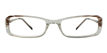 Brown Limited Edition Linsey Eyeglasses - Teenager