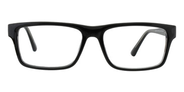 Black Limited Edition Maverick Eyeglasses