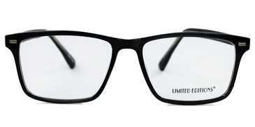 Black/Crystal Limited Edition Rodney Eyeglasses