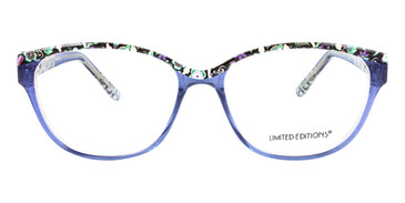 Blue Demi Limited Edition Sunny Eyeglasses