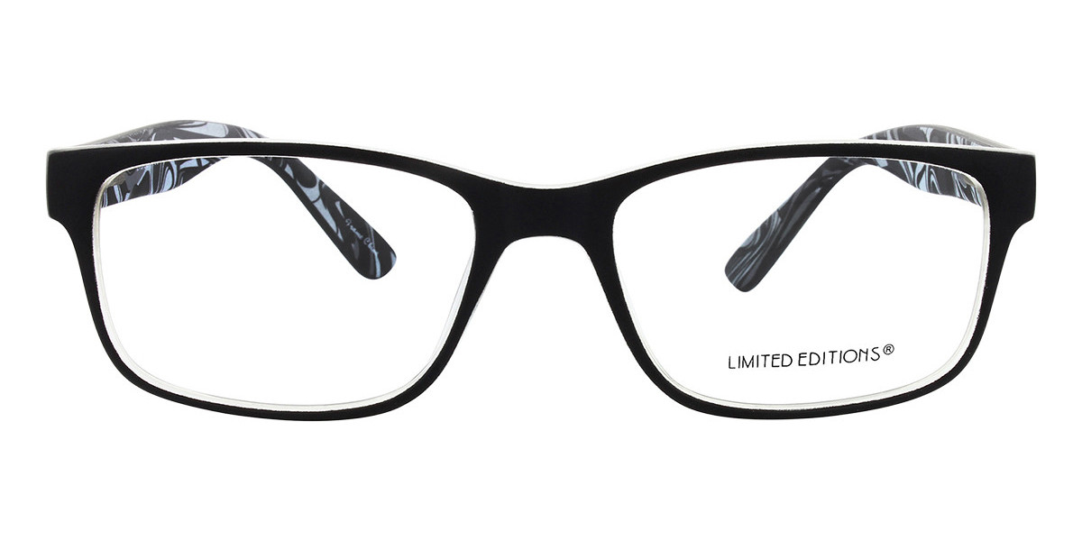Black Limited Edition LTD 2217 Eyeglasses