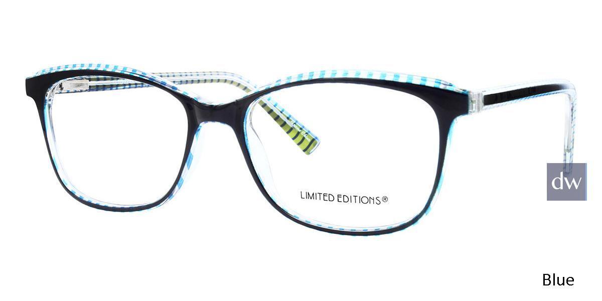 Blue Limited Edition LTD 2219 Eyeglasses
