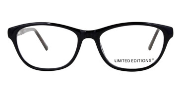 Black/Brown Limited Edition 66th ST Eyeglasses