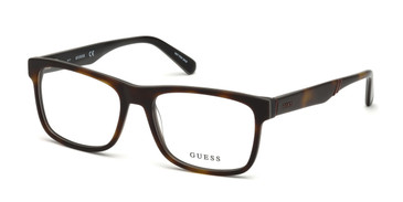 Dark Havana Guess GU1943 Eyeglasses