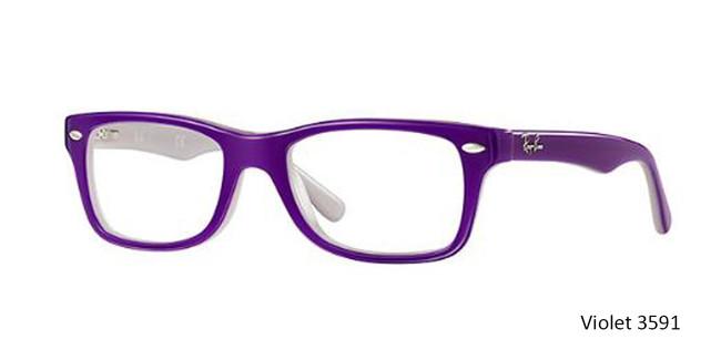 Violet 3591 RayBan RB1531 Eyeglasses - Teenager