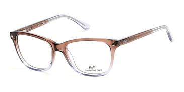Light Brown Candie's Eyewear CA0134 Eyeglasses