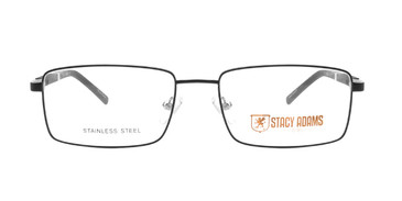 Black STACY ADAMS 1109 Eyeglasses