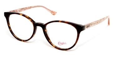 Dark Havana Candie's Eyewear CA0165 Eyeglasses
